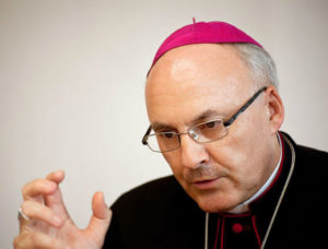 Bishop: Eucharist the goal, not a step toward