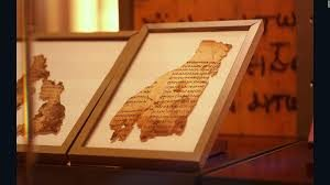 D.C. Bible museum: Our Scrolls are fake