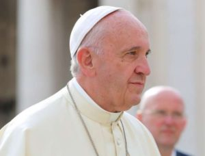 In new book, pope addresses homosexuality and clergy